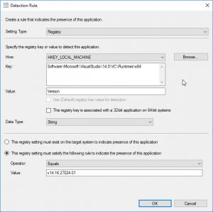 C++ Detection Rule